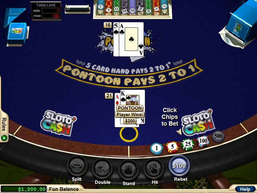 Pontoon Online | Casino.com Colombia