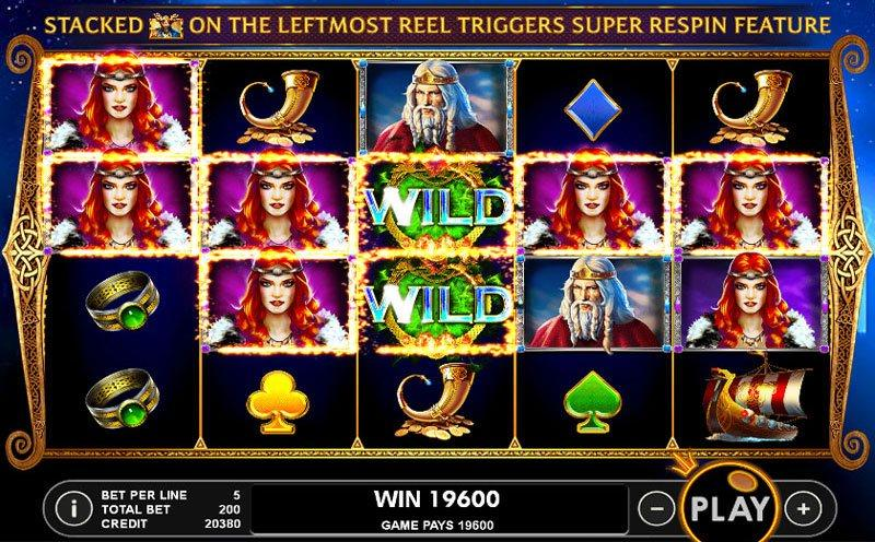 Beowulf Slot - Read the Review and Play for Free