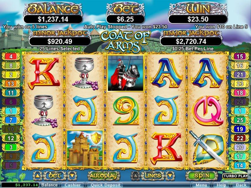 Golden Knight Slot Machine – Play for Free on Facebook