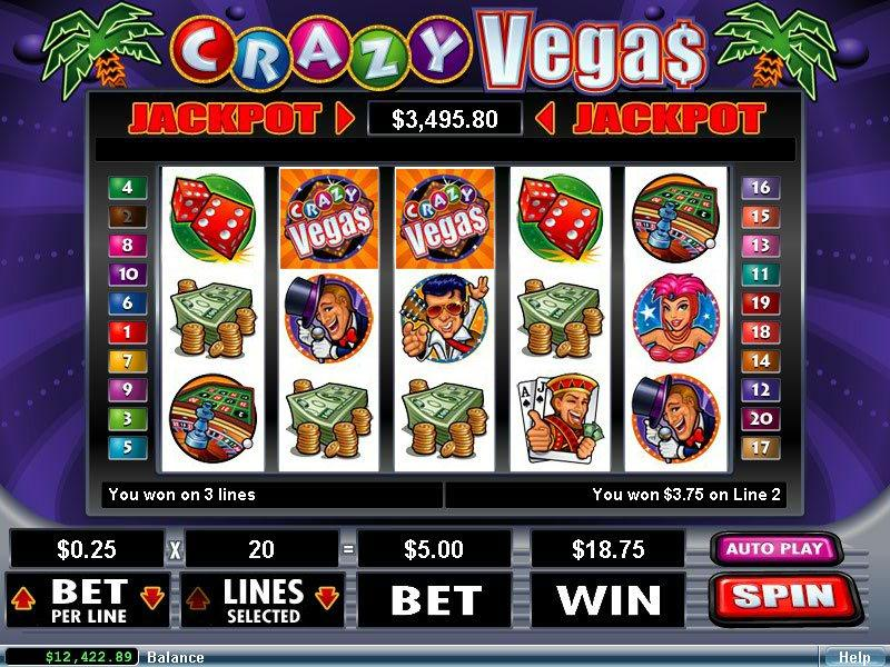 best slots to play in vegas 2013