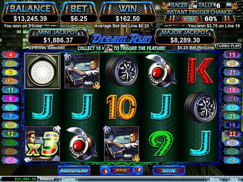 Dream Run Slot Machine Online ᐈ RTG™ Casino Slots
