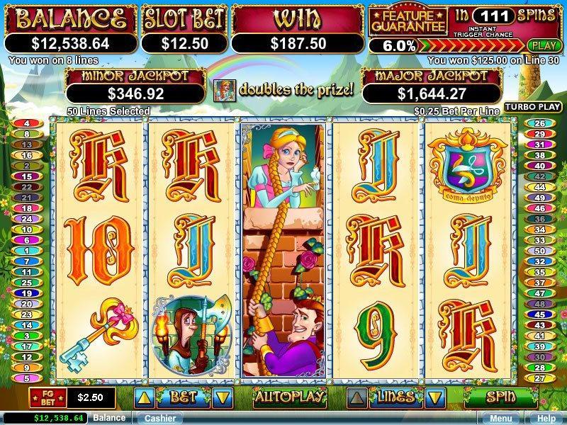 Hairway to Heaven Slot Machine Online ᐈ RTG™ Casino Slots