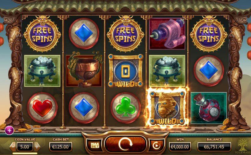 Golden Legend Slot Machine – Play Online for Real Money