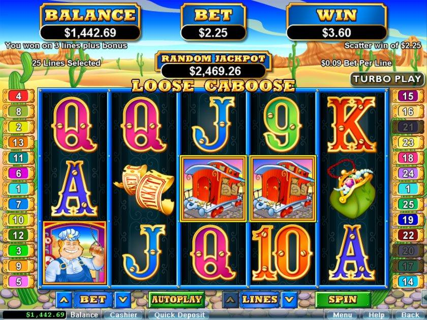 Loose Caboose™ Slot Machine Game to Play Free in Realtime Gamings Online Casinos