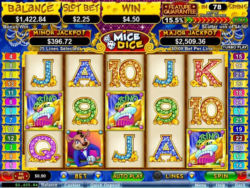 online slot machines with bonuses