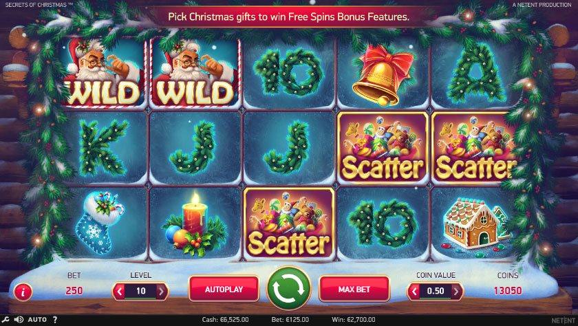Santa Slot Machine - Play Online for Free or Real Money
