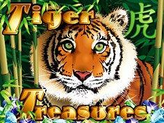 Tiger Treasures Slot Machine - Play Tiger Treasures Free Online
