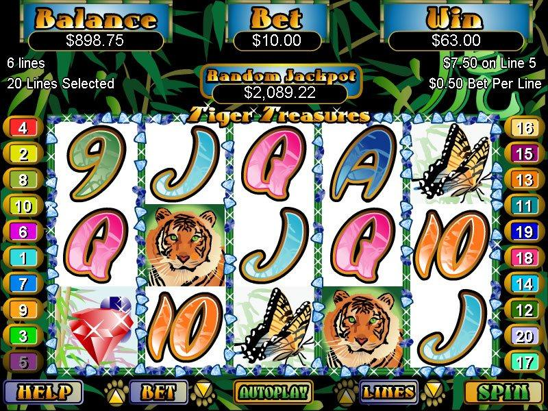 Rubies & Sapphires Slots - Play Online for Free Now