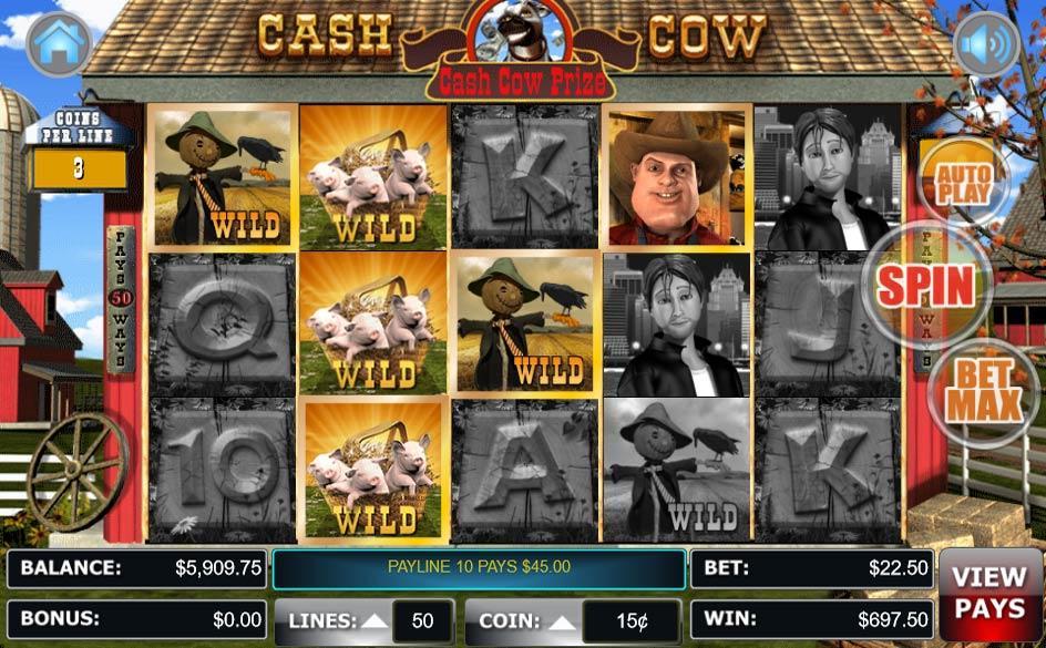 Cash Cow Slot Machine