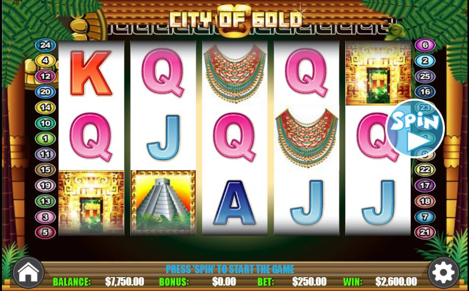 Spiele Land Of Gold - Video Slots Online