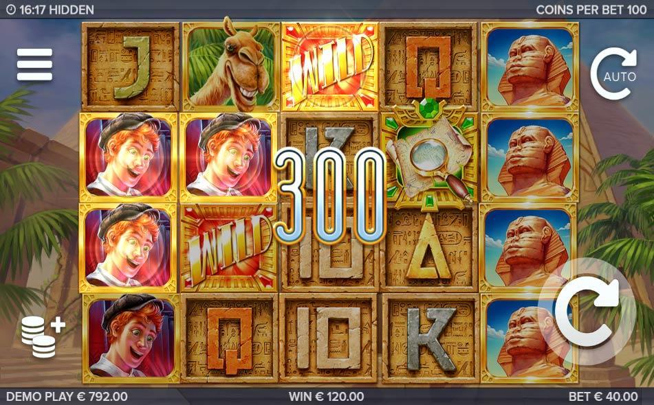 Spiele Hidden - Video Slots Online
