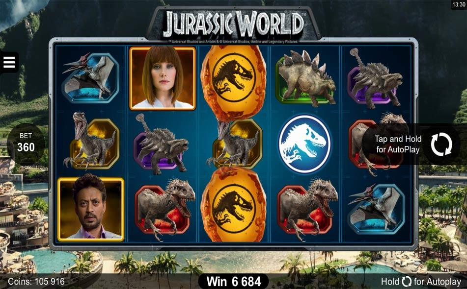 Spiele T-Rex Adventure - Video Slots Online