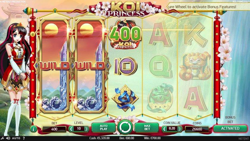 koi princess slot machine - 2