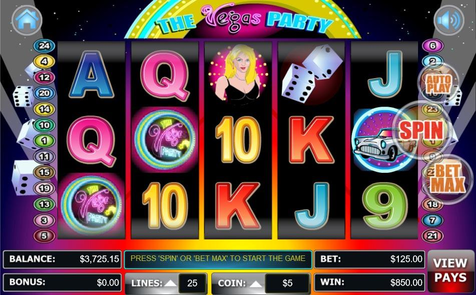Vegas Party Slots - Free to Play Demo Version